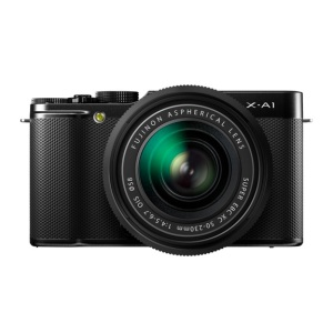 X-A1_Black_Front_50-230mm