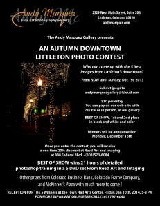 10-16-13 Photo Contest Flyer