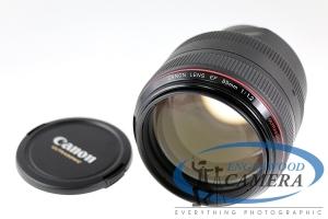 Canon-85mmf1.2L