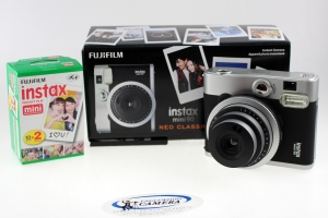 The very cool, very retro Fujifilm Mini 90 Neo Classic