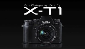 Fujifilm X-T1: the latest X-Series professional camera from Fuji