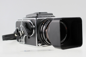 Bring home this lovely Hasselblad 503CX with 80mm f/2.8 T* for only $1100
