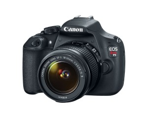 Canon EOS Rebel T5 with 18-55mm f/3.5-5.6 IS II set to ship March 2014