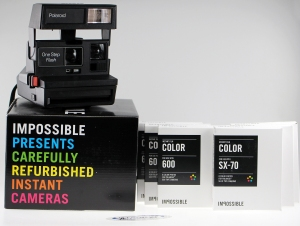 Impossible Project products now available at Englewood Camera.