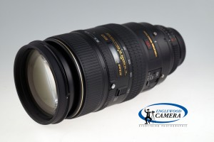 Nikon AF-S 80-400mm f/4.5-5.6 VR (Version I)