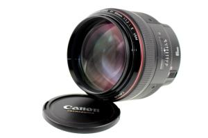 Canon-EF-85mm-f1.2L-II