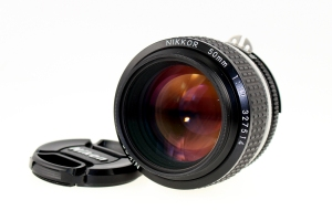 Nikkor AI-S 50mm f/1.2 - Like New!