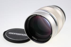 Olympus M 75mm f/1.8 - Silver