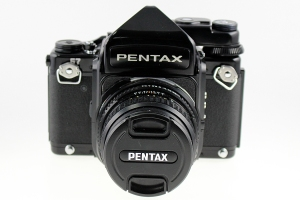 Pentax 6x7 with 105mm f/2.4