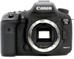 The much anticipated Canon EOS 7D Mark II