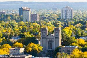 Fall in Denver, Ray Jones