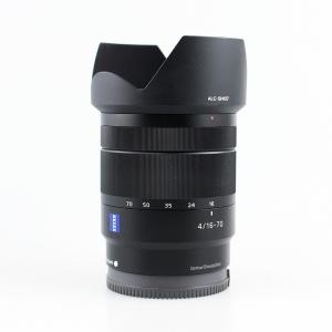Sony E 16-70mm f/4 ZA