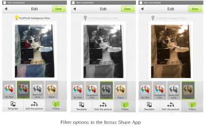 Instax-Filter-Options