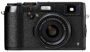 New! X100T, available in black or silver for $1299