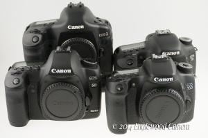 Canon DSLRs
