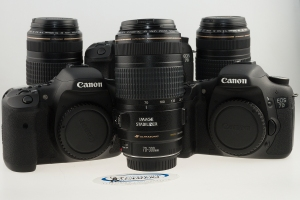 Used Canon Gear