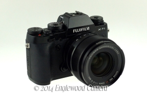 Fujifilm X-T1 and XF 23mm f/1.4 R (sold individually)