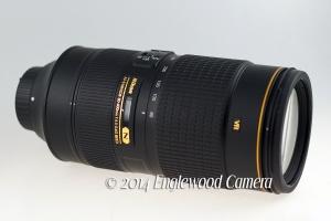 Nikkor AF-S 80-400mm f/4.5-5.6G ED Nano VR