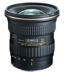 New! Tokina 11-20mm f/2.8 Pro DX Ultra Wide Angle