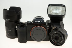 Use Sony E Mount