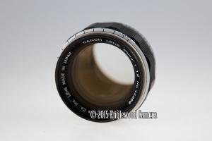Canon M39 50mm f/1.2