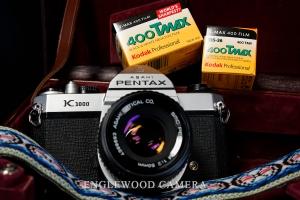 Pentax K1000 Student Camera