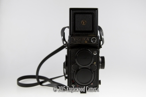Yashica Mat 124-G Twin Lens Reflex