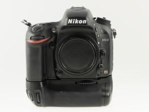 Nikon D600 w/ Battery Pack