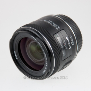 Canon EF 28mm f/2.8 IS