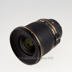 AF-S Nikkor 20mm f/1.8G ED Nano