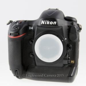 Nikon D4 - Body Only