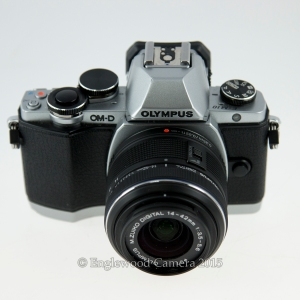 Olympus OM-D EM-10 w/ 14-42mm f/3.5-5.6