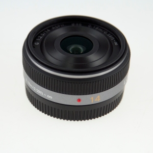 Panasonic Lumix 14mm f/2.5 Aspherical