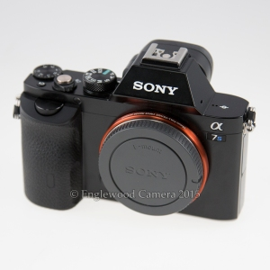 Sony A7s - Body Only