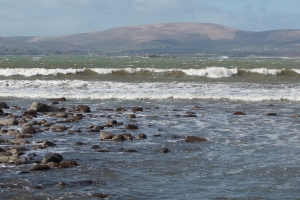 Atlantic Ocean; Waterville, County Kerry, Ireland 2016
