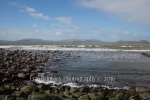 Atlantic Ocean; Waterville, County Kerry, Ireland 2016