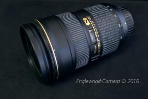 Nikon AF-S 24-70mm f/2.8G ED Nano