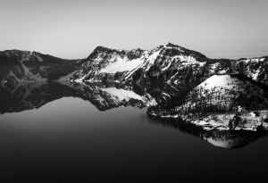 Another view from Crater Lake National Park