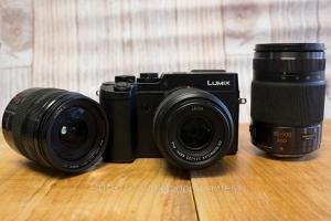 Panasonic Lumix GX-8