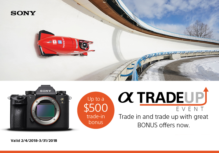 Sony Trade UpEvent