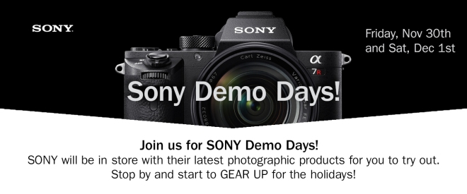 Sony Demo Days 2018-Blog